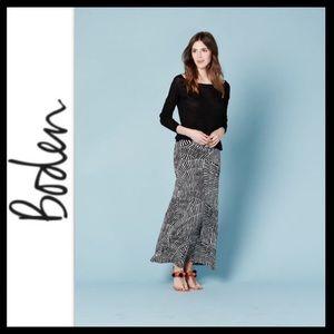 Boden Jersey Knit Maxi Skirt